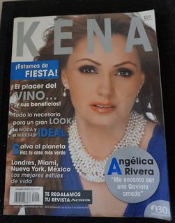 Angélica Rivera En La Revista Kena 2007