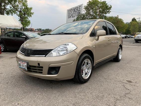 Nissan Tiida 2009 1.8 Emotion Mt