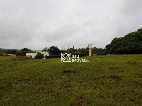 Terreno Residencial À Venda, Condomínio Terras De Mont Serrat, Salto - Te0224. - Te0224