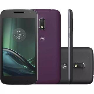 Motorola Moto G4 Play Xt1603 Dtv Preto 16gb [leia O Anúncio]