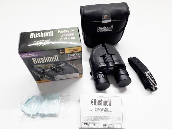 Binóculo Bushnell 7-15x 25mm 13-9755