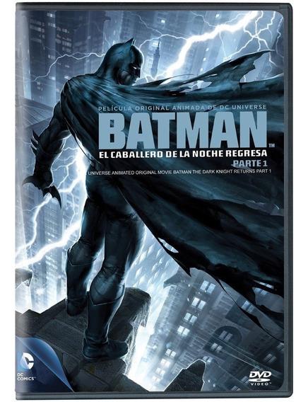 Batman El Caballero De La Noche Regresa Parte 1 Pelicula Dvd