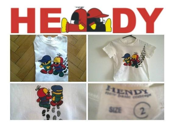 Remera Hendy De Colección (ya No Se Consigue)