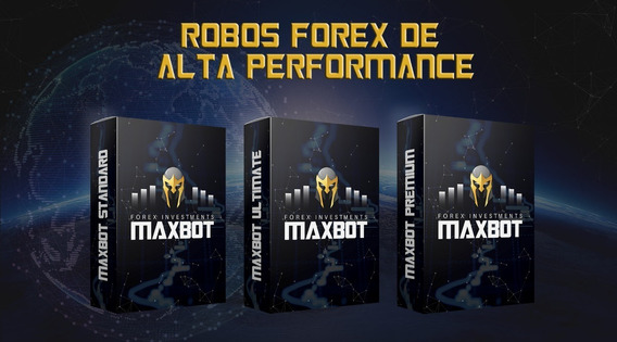 Robô Forex Maxbot Ultimate Mt4