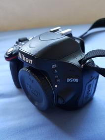 Nikon D5100 + Lente 50mm + 18-55mm + Duas Baterias + Sd32gb