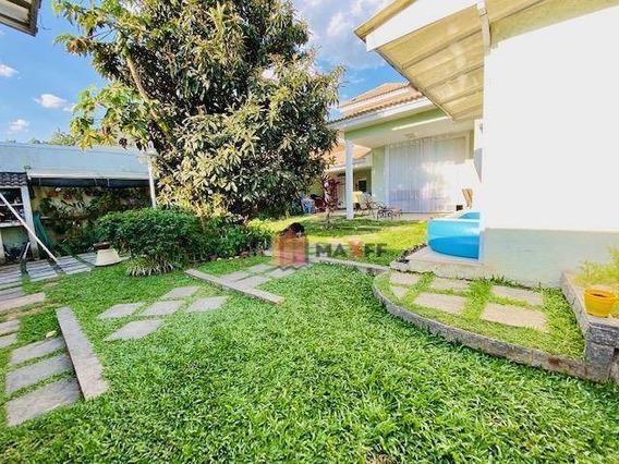 Casa Com 4 Dormitórios À Venda, 294 M² - Anil - Rio De Janeiro/rj - Ca0171