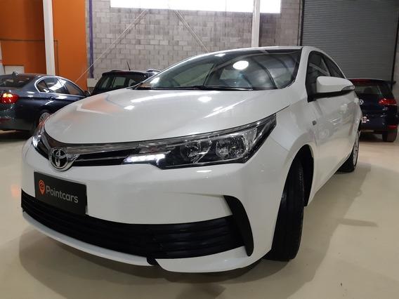 Toyota Corolla 1.8 Xli Mt 4 Puertas 2017 Nafta Pointcars