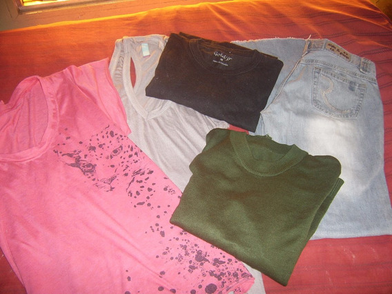 Remeras, Pullover, Jeans Etc $ 200