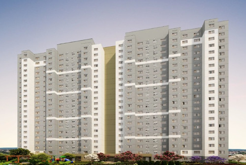 Imagem 1 de 18 de Apartamento À Venda No Bairro Cidade Nova São Miguel - São Paulo/sp - O-14263-27478
