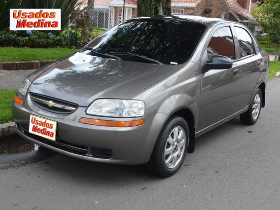 Chevrolet Aveo 1.5 Mec