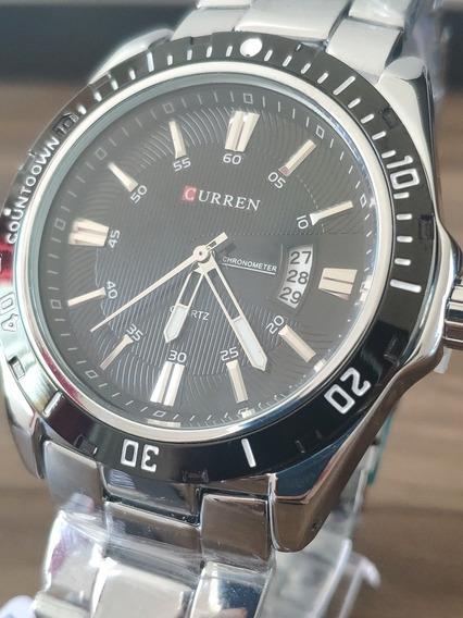 Relógio Original Curren A Prova D