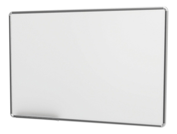 Lousa Quadro Branco Com Moldura Alumínio Stalo Free 60x90cm