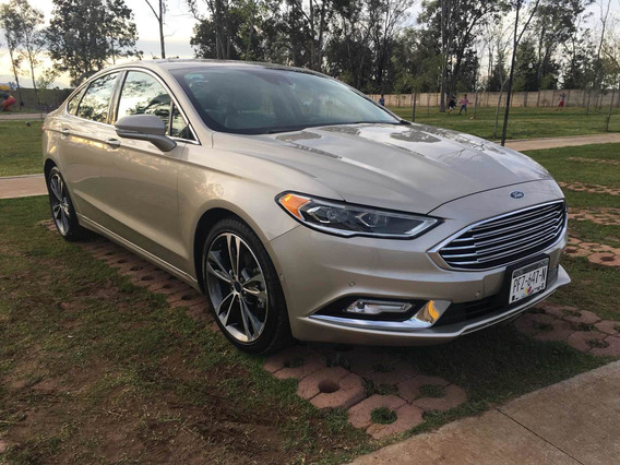 Ford Fusion Titanium Plus 2.0