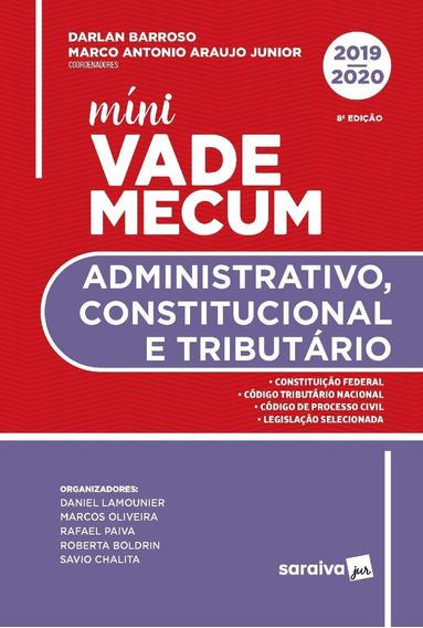 Míni Vade Mecum Administrativo, Constitucional E Tributário