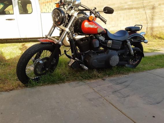 Harley Davidson Dyna 1600 Cc