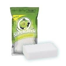Kit 04 Esponja Supergreen + 10 Limpa Lentes Ecomais - Akora
