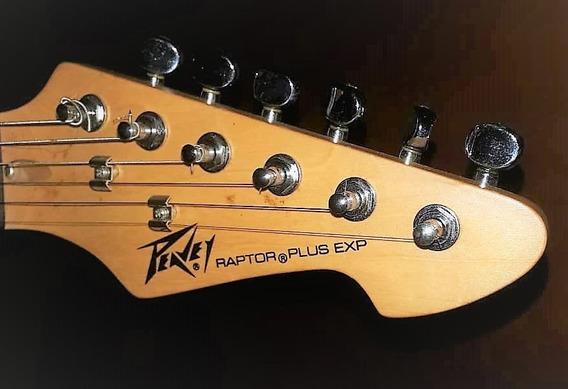 Combo Guitarra Eléctrica Peavey Paptor Plus Exp