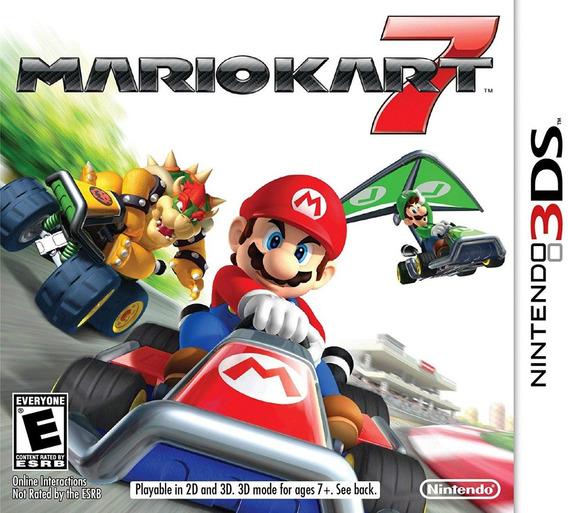 Mario Kart 7 - 3ds - Digital - Nintendo 3ds - Codigo Eshop