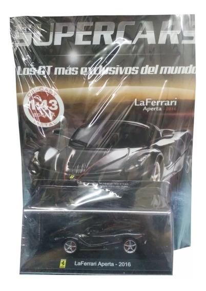Coleccion Supercars Gt Exclusivos Nº7 Laferrari Aperta 2016