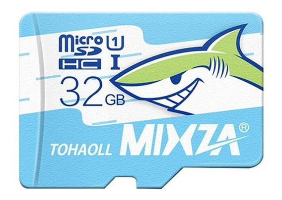 Cartão De Memória Microsd Mixza 32gb Classe 10