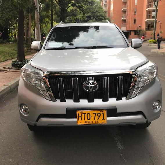 Toyota Prado Tx Blindada Nivel 3 Diesel