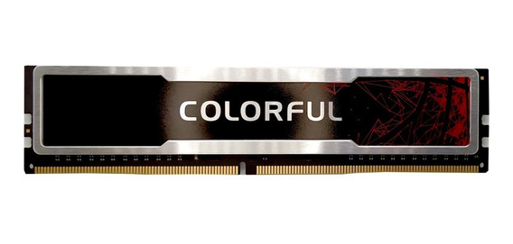 Memoria Ddr4 8gb 3000mhz Colorful Pc Gamer