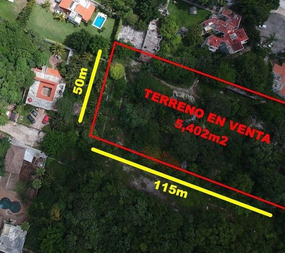 Terreno Residencial En Colonia Doctores Cancún C2269