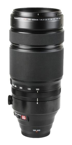 Objetiva Fujifilm Xf 100-400mm F4.5-5.6 R Lm Ois Wr