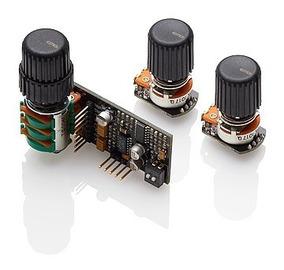 Circuito Pré Amplificador Emg Bqs Control P/ Baixo