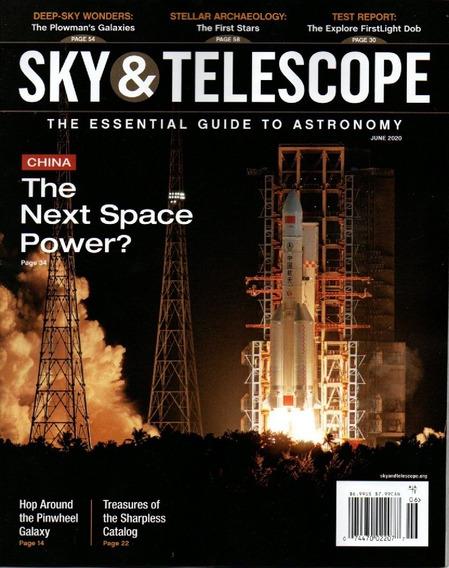 Sky & Telescope Revista Us - China The Next Space Power