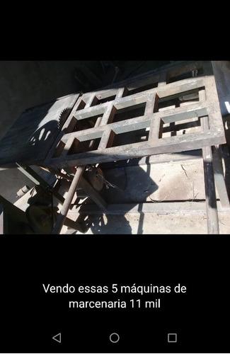 Imagem 1 de 5 de Máquina De Marcenaria
