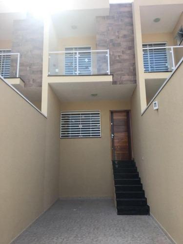 Sobrado Com 3 Dormitórios À Venda, 90 M² Por R$ 550.000,00 - Vila Ema - São Paulo/sp - 14971