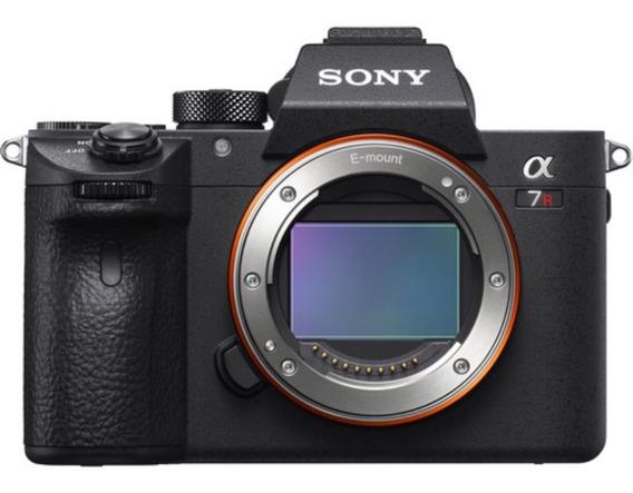 Sony Alpha A7r Iii A7riii A7r 3 Mirrorless Camera Sem Juros