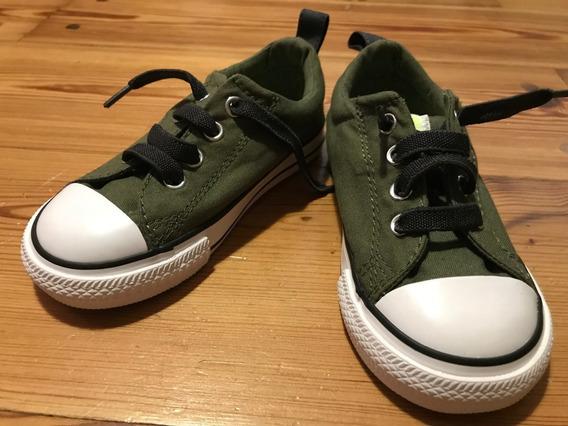 Zapatillas Importadas Eeuu Converse Niño, Sin Uso