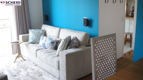 Imagem 1 de 15 de Apartamento Espetacular - Mc6387