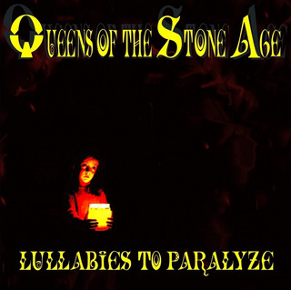 Queens Of The Stone Age Lullabies To Paralyze Cd Stock Impor