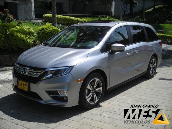 Honda Odyssey 3.5 Exl 2018 Automatico