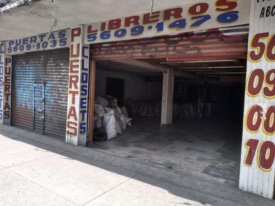 Renta Locales Comerciales, Calz De Tlalpan Cdmx