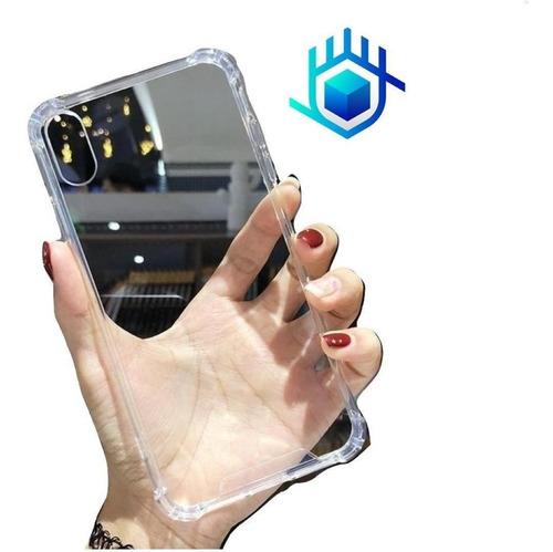 Imagen 1 de 10 de Case Acrigel iPhone Galaxy Huawei Xiaomi Moto LG Airbag Gruesa Anticaida Uso Rudo Resistente Dama Hombre Caballero Funda