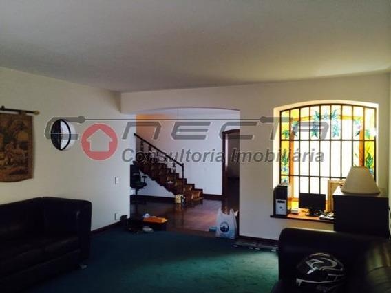 Casa Residencial Para Locação, Cambuí, Campinas. - Ca0153