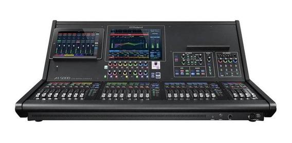 Outlet Mesa Som Digital Roland M5000 Tecnologia Ohrca Studio