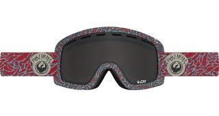Goggles Dragon Alliance 100% Protección Uv Esquiar Nieve D1