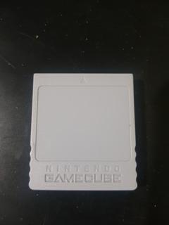 Memory Card Nintendo Gamecube Original Frete 15 Reais Br