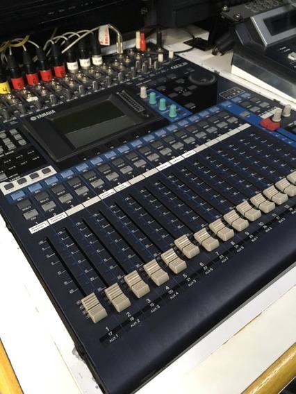 Mixer Yamaha 01v96 V2 Vcm Unico Dono + Nf