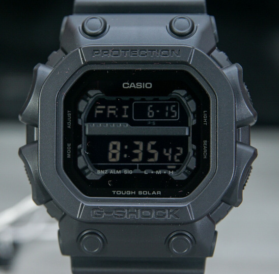 Relógio G-shock King Gx56bb Tough Solar Garantia 1 Ano