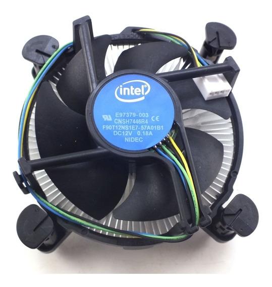 Cooler P/ Processador Intel Lga 1156/1155/1150/1151 Original