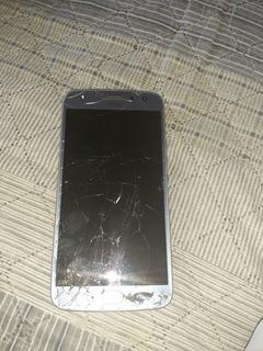 Celular Moto X4 Usado Com Tricos