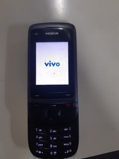 Celular Nokia C2 Operadora Vivo Sem Acessórios