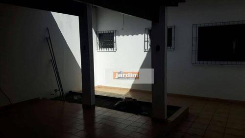 Casa  Residencial À Venda, Nova Petrópolis, São Bernardo Do Campo. - Ca0611