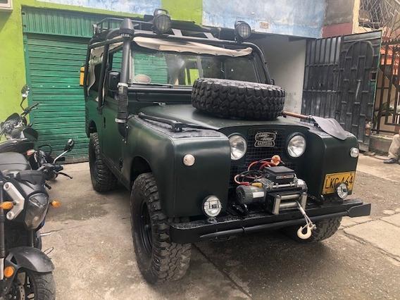 Vendo Land Rover Motivo De Viaje